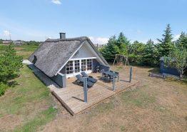Gemütliches Ferienhaus mit Reetdach (Bild 1)