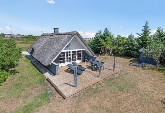 Gemütliches Ferienhaus mit Reetdach