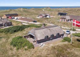 Geschmackvolles Ferienhaus mit Panoramablick