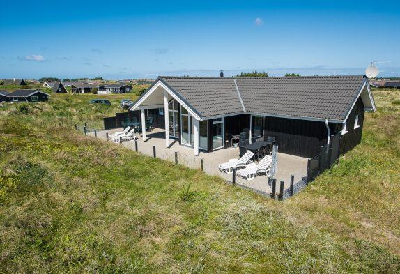 Ferienhaus mit Aktivitätsraum und toller Terrasse