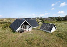 Gemütliches Ferienhaus mit schöner Terrasse und Sauna (Bild 1)