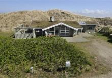 Ruhig gelegenes Ferienhaus mit Blick auf die Dünen. Kat. nr.:  J0078, Sneppedalen 2;