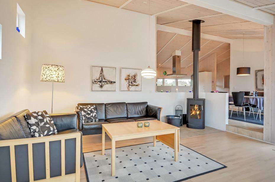 Schönes Ferienhaus Mit 2 Badezimmer Für 8 Personen