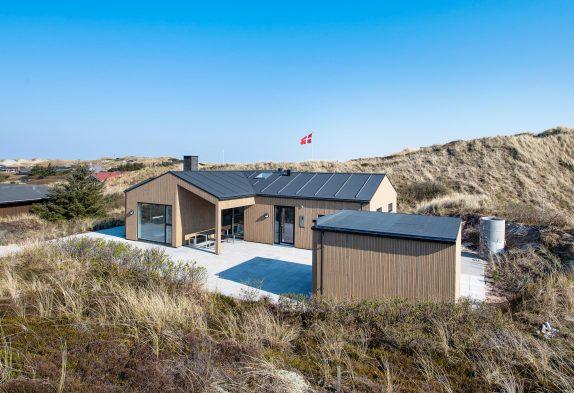 Luxusferienhaus mit Whirlpool, Sauna und schöner Aussicht