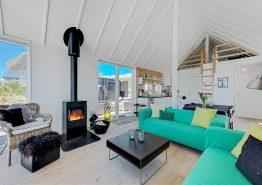 Schickes stilvolles Ferienhaus mit Aussensauna und Aussenwhirlpool (Bild 3)