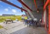 Strandnahes Ferienhaus mit Kaminofen und Whirlpool (Bild  20)