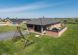 Ferienhaus mit Whirlpool & Sauna an der Nordsee
