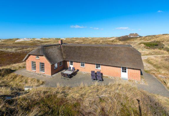Traumhaftes 5-Sterne-Ferienhaus in Houvig – nur 200 m zum Strand
