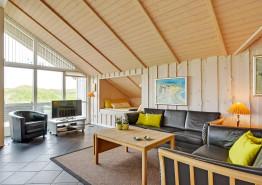 Ferienhaus mit großer und geschlossener Terrasse (Bild 3)