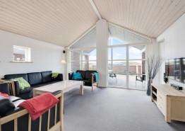 Ferienhaus mit Aktivitätsraum und schönem Ausblick (Bild 3)