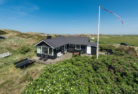 Charmantes Ferienhaus mit Kaminofen – 400 m zur Nordsee