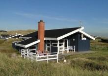 Dejligt sommerhus i Houvig med nogle skønne terrasser. Kat. nr.:  J6511, Sneppedalen 78;