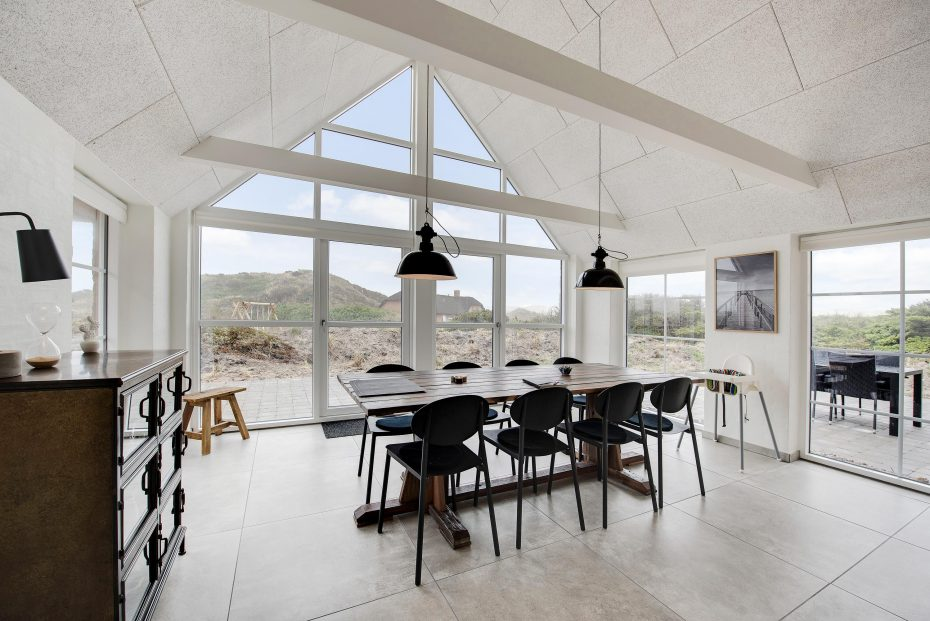sch nes ferienhaus an der nordsee mit sauna und h ngeboden. Black Bedroom Furniture Sets. Home Design Ideas