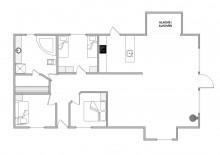 Schönes Ferienhaus in ruhiger Lage und toller Terrasse (Bild 2)