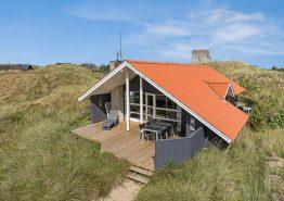 Schönes Ferienhaus in ruhiger Lage und toller Terrasse (Bild 1)