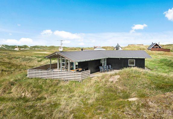 Feriehus med skøn beliggenhed på en fredelig naturgrund