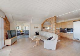 Gemütliches Ferienhaus mit Sauna in strandnaher Lage (Bild 3)