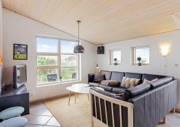 Kvalitetshus med skøn terrasse og udsigt til klitter (billede 3)