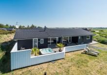 Tolles Ferienhaus mitten in Houvigs fantastischer Natur. Kat. nr.:  J6730, Klitdalen 6;