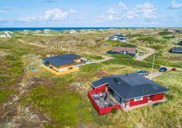Modern eingerichtetes Ferienhaus mit Blick auf die Dünen. Kat. nr.: J6745, Mågedalen 58;