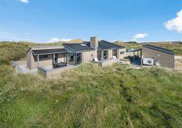 Energivenligt hus på naturgrund 300 m. fra Vesterhavet