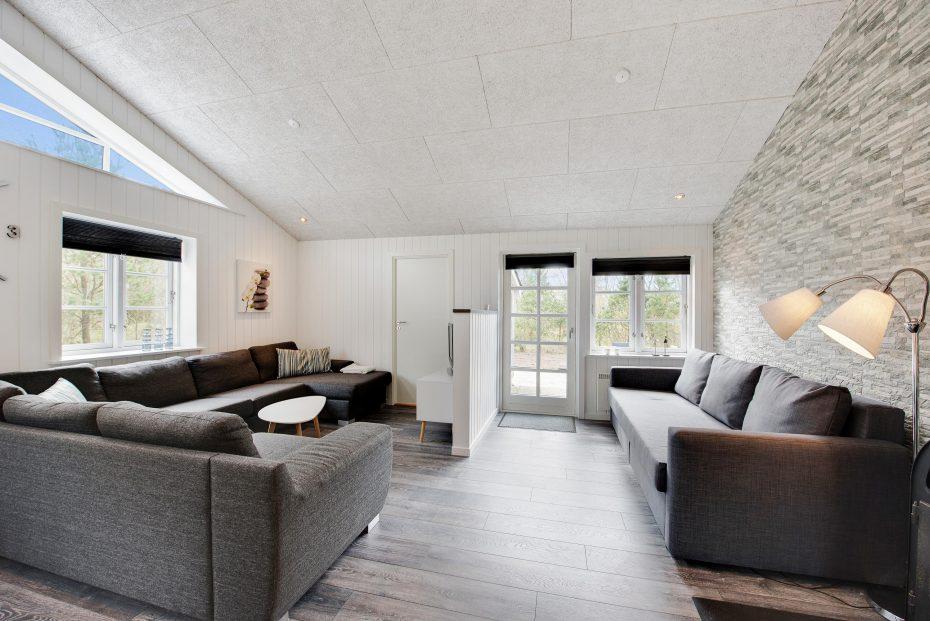 gem tliches ferienhaus f r 8 personen in lodbjerg hede esmark. Black Bedroom Furniture Sets. Home Design Ideas