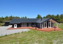 Ferienhaus mit Aktivitätsraum für die ganze Familie. Kat. nr.:  K6324, Rørsangervej 23;