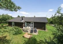 Sommerhus med spabad og sauna i rolige omgivelser. Kat. nr.:  K6367, Klitrosevej 14;