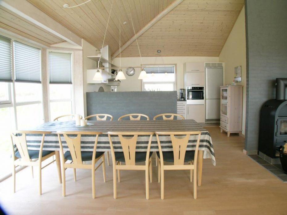sch nes steinhaus das in lodberg hede liegt esmark. Black Bedroom Furniture Sets. Home Design Ideas