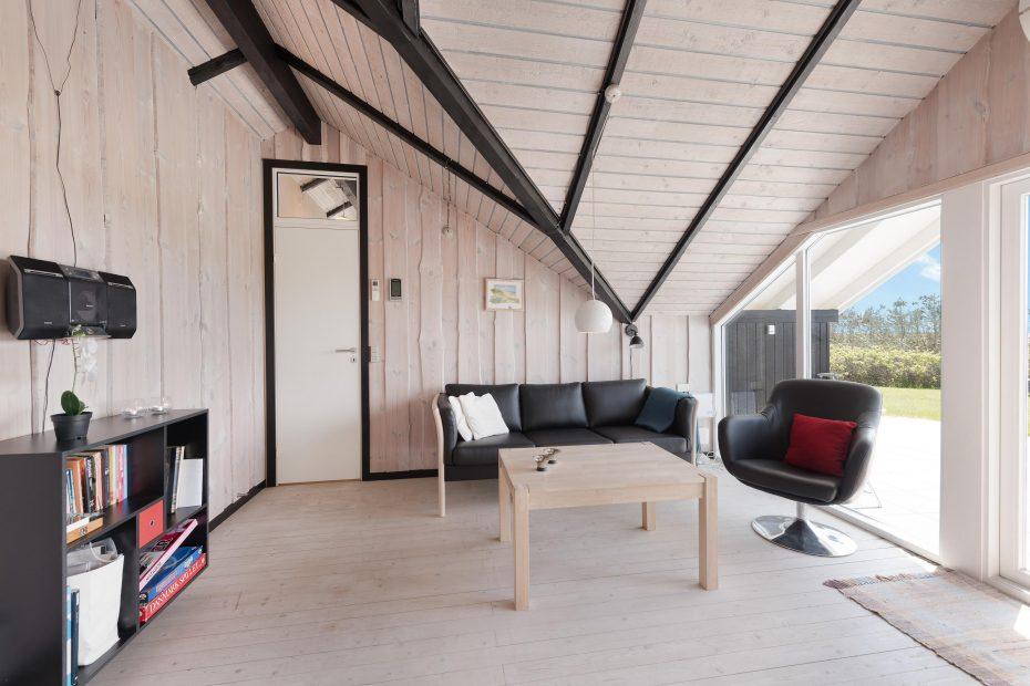 Stilvolles Ferienhaus Mit Sauna Und Moderner Einrichtung Esmark