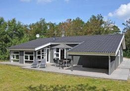 Gepflegtes Haus in ruhiger Umgebung in Lodbjerg Hede