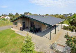 Ruhiges Grundstück und schönes Haus mit Gefrierschrank. Kat. nr.:  K6999, Granalle 9;