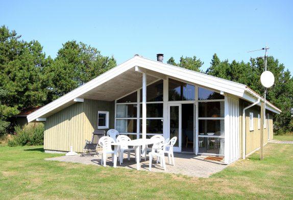 Schönes Ferienhaus in ruhiger Lage