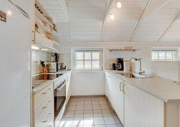 Modern renoviertes Ferienhaus in Vester Husby mit Wellnessbereich und Kaminofen (Bild 3)