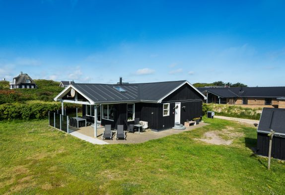 Ferienhaus in schöner Lage nah am Strand in Sondervig