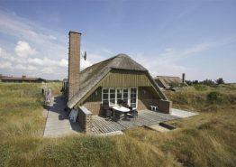 Tolles Reetdachhaus mit Platz für den Familienhund