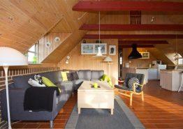Skønt feriehus med stråtag og plads til 1 hund (billede 3)