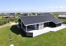 Flot feriehus ved Vesterhavet – med både spa og sauna. Kat. nr.:  i0053, Lodbergsvej 415