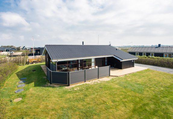 Ferienhaus an der Nordsee mit Sauna und Whirlpool