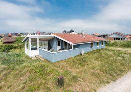 Schönes 6- Personen Haus mit geschloßener Terrasse