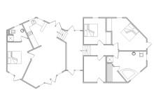 Luxushaus mit Meerblick für 6 Personen (Bild 2)