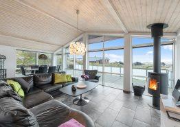 Schönes und modernes Ferienhaus nur 250 M. zum Strand (Bild 3)