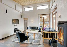 Moderne sommerhus i topklassen til 10 personer (billede 3)