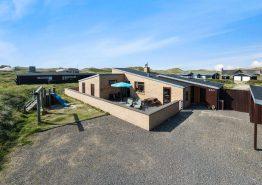Modernes Ferienhaus für 10 Personen mit toller Terrasse