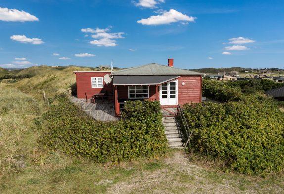 Ferienhaus für 4 Personen mit Meerblick