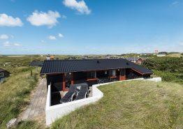 Dejligt feriehus med lukket terrasse ? perfekt til hund