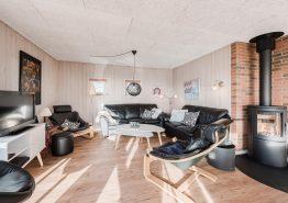 Schönes Haus mitten in Søndervig und dicht am Strand (Bild 3)