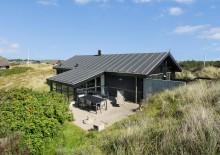 Røgfrit luksussommerhus tæt ved Vesterhavet. Kat. nr.:  i0141, Harbo Stages Vej 34;