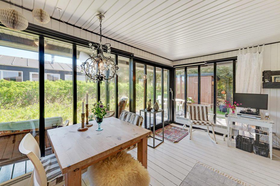 kleines aber feines ferienhaus f r 2 personen esmark. Black Bedroom Furniture Sets. Home Design Ideas