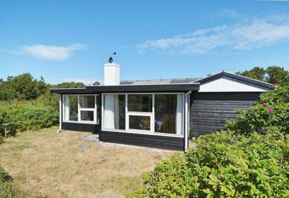Pænt og velholdt 4-personers feriehus i Søndervig